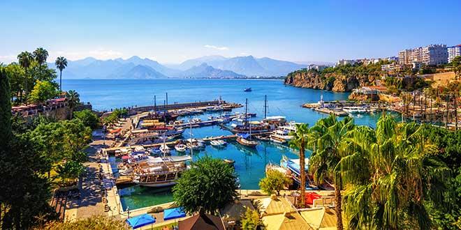 Antalya Turcja