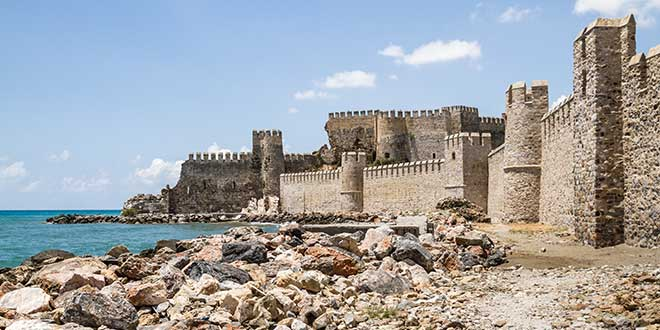 Mamure Kalesi Turcja