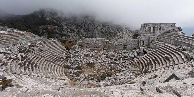 Termessos Turcja