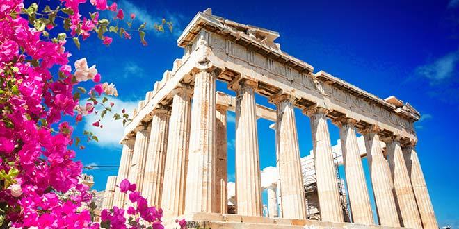 Grecja Ceny 2019