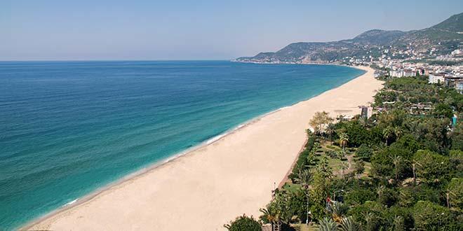 Plaża Kleopatry - Alanya - Riwiera Turecka