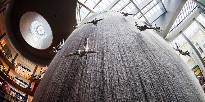 Dubaj TOP10 Dubai Mall