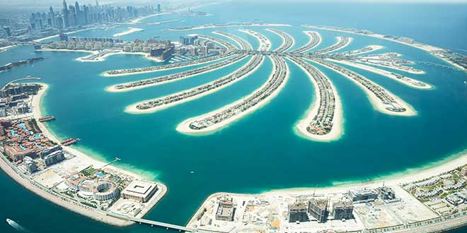 Dubaj TOP10 Palm Jumeirah