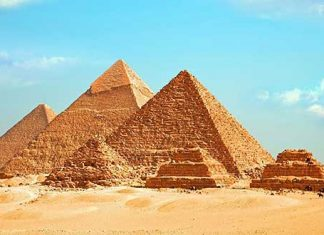 Wczasy w Egipcie