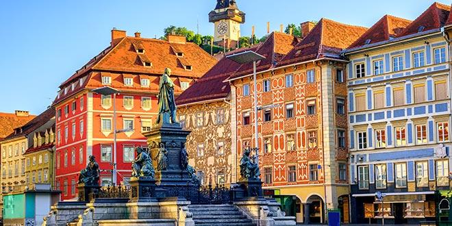 Austria, Graz