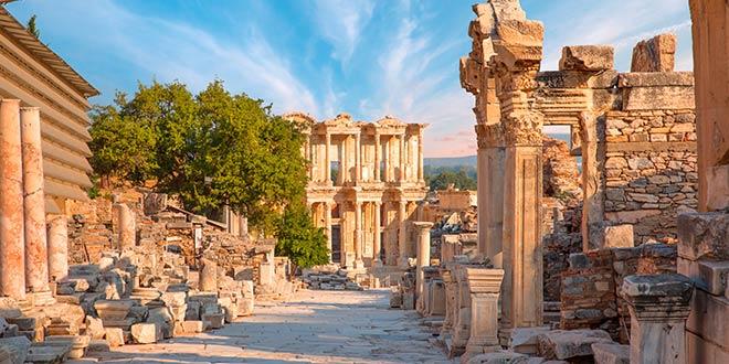 Efez - Wczasy w Turcji