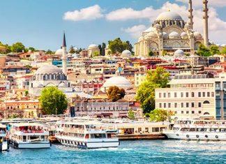 Stambuł - Wakacje w Turcji