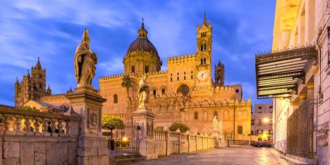 Wakacje we Włoszech - Palermo